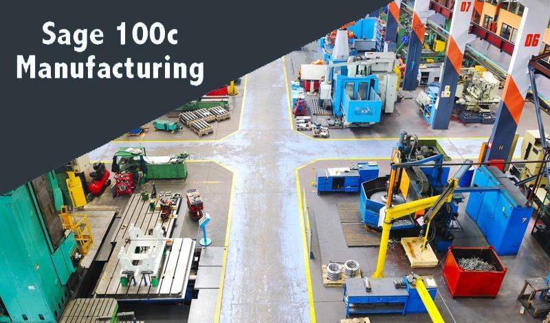 Sage 100c Manufacturing