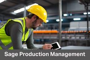 Sage Production Management -1