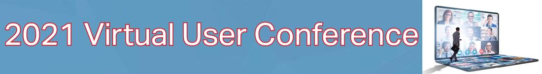 User Conference Banner